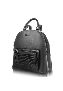 Фото Женский кожаный рюкзак DESISAN SHI6001-011