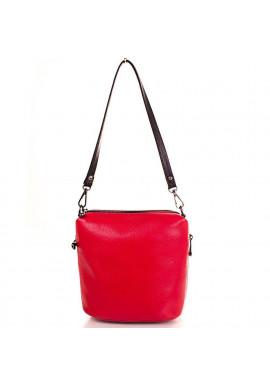 Фото Женская кожаная сумка DESISAN SHI1484-1FL