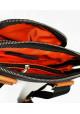 Черная кожаная мужская сумка через плечо Vatto MK-12.2, фото №10 - интернет магазин stunner.com.ua