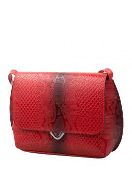 Фото Женская кожаная сумка DESISAN SHI3122-500