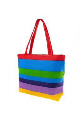 Фото Женская тканевая сумка VF 3DETAL1817-2