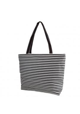 Фото Женская пляжная тканевая сумка VF 3DETAL1817-3