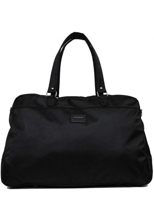 Черная дорожная сумка Vatto