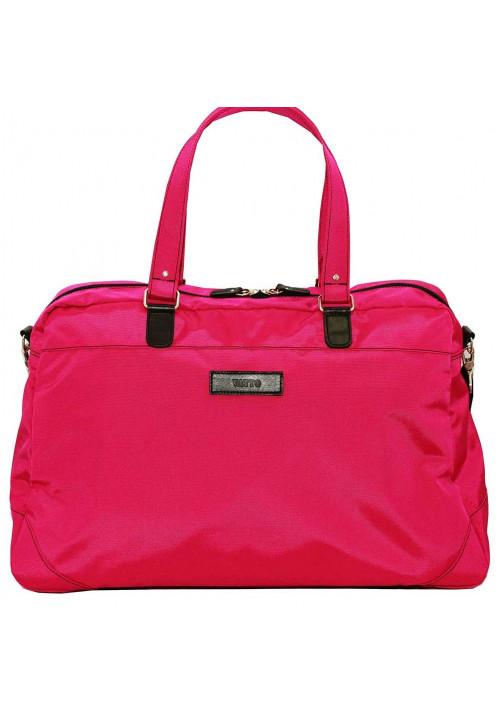 Малиновая дорожная сумка Vatto