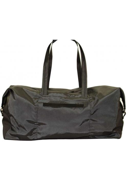 Очень вместительная серая дорожная сумка Vatto