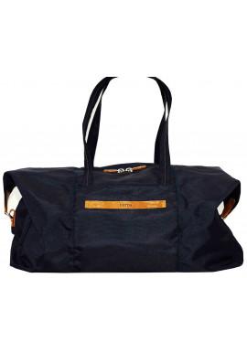 Фото Очень вместительная синяя дорожная сумка Vatto