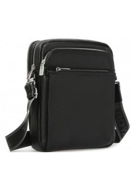 Фото Кожаная мужская сумка через плечо RBag RB-008A-1