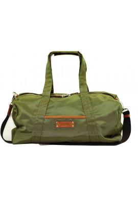 Фото Очень вместительная дорожная сумка Vatto цвета хаки