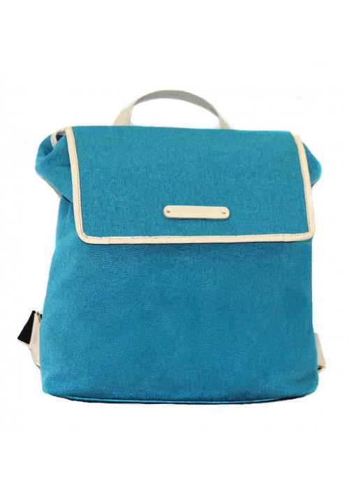 Бирюзовый молодежный рюкзак Vatto