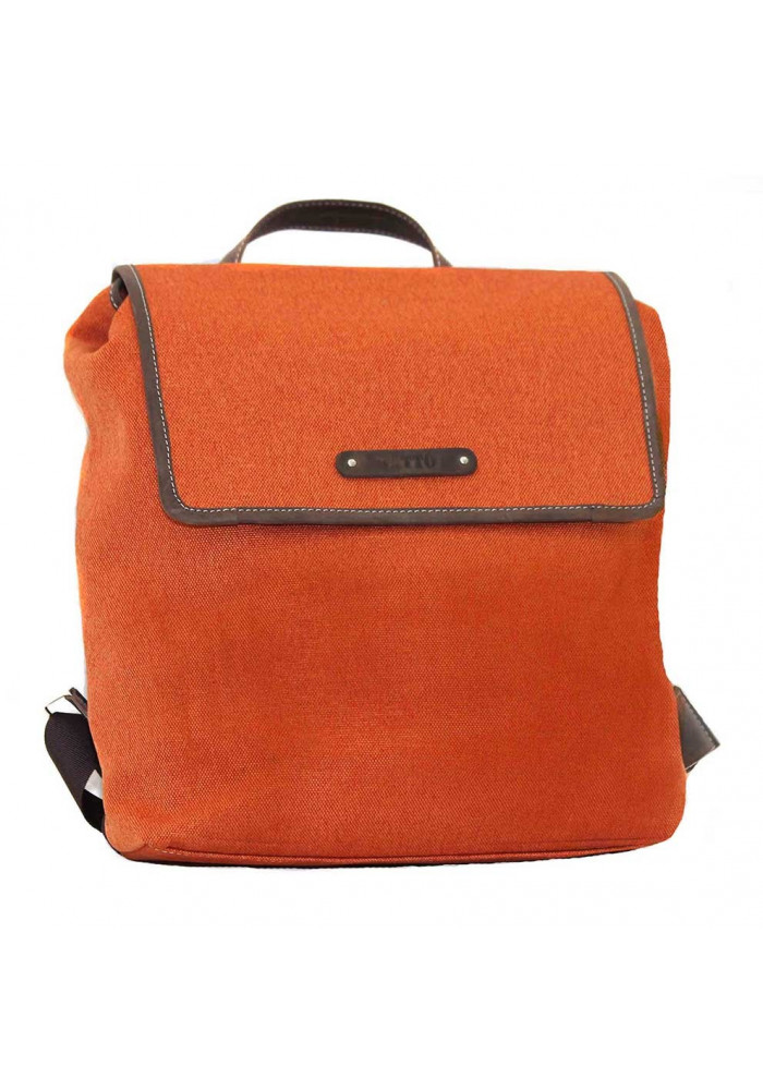 Оранжевый молодежный рюкзак Vatto