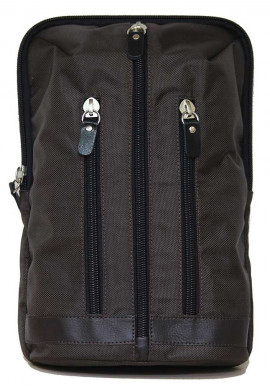 Фото Городской рюкзак коричневый Vatto через плечо