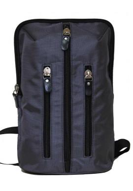 Фото Городской рюкзак серый Vatto через плечо