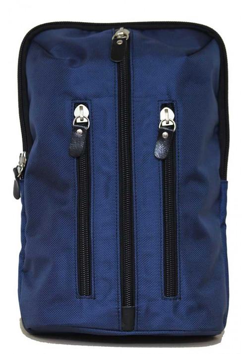 Городской рюкзак синий Vatto через плечо