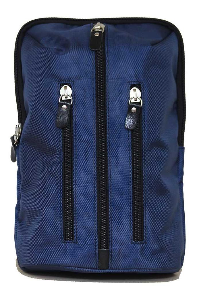 Фото Городской рюкзак синий Vatto через плечо