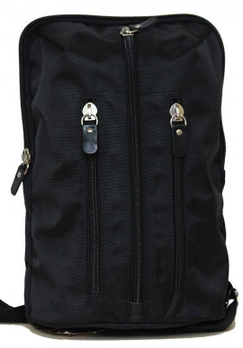 Фото Городской рюкзак черный Vatto через плечо