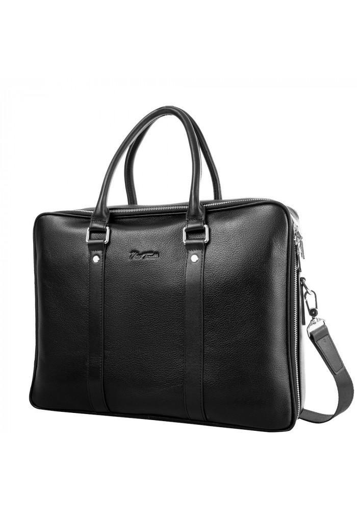Фото Мужская сумка с отделом для ноутбука VITO TORELLI VT-6048-3-black