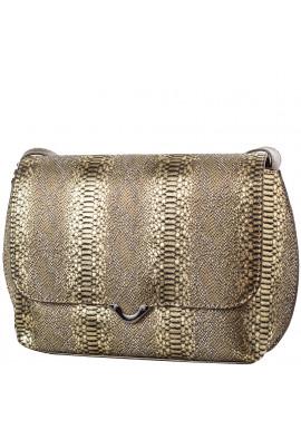 Фото Кожаная женская сумка на плечо DESISAN SHI3122-735