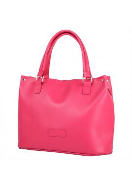 Фото Женская сумка кожаная LASKARA LK-DB275-fuchia