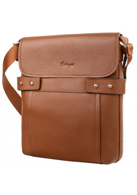 Фото Кожаная мужская сумка-планшет KARYA SHI0538-38