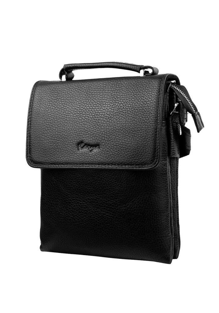 Фото Мужская сумка кожаная на плечо KARYA SHI0824-45