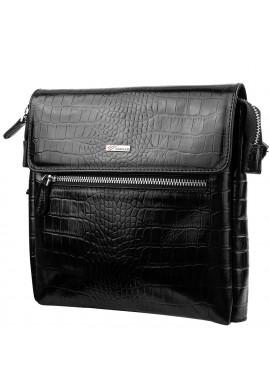 Фото Кожаная мужская сумка-планшет DESISAN SHI346-111