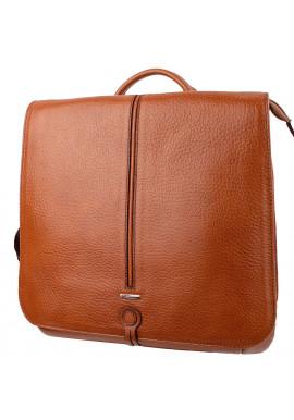 Фото Мужская кожаная сумка DESISAN SHI341-015