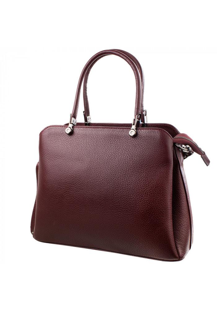 Фото Женская кожаная сумка DESISAN SHI2938-339