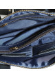 Стильная мужская кожаная сумка Vatto синяя, фото №8 - интернет магазин stunner.com.ua