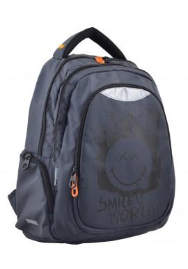 Фото Школьный подростковый рюкзак YES Т-22 Smile 554802