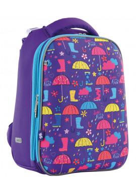 Фото Каркасный рюкзак для школы YES H-12 Umbrellas 556044
