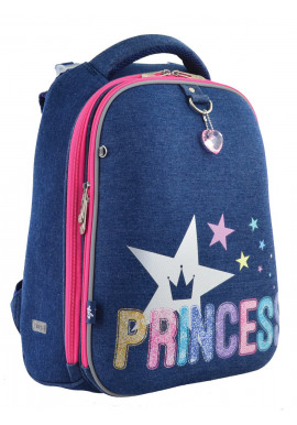 Фото Каркасный школьный рюкзак YES H-12 Princess 556046