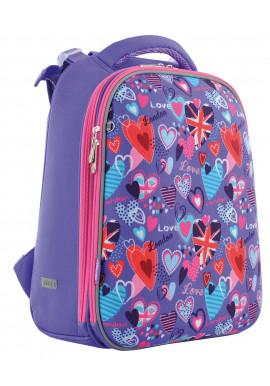 Фото Школьный каркасный рюкзак YES H-12 Fantasy