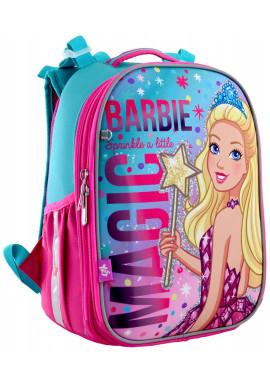 Фото Рюкзак школьный для девочки YES H-25 Barbie 556177