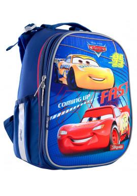 Фото Каркасный рюкзак школьный 1 Вересня H-25 Cars 556201