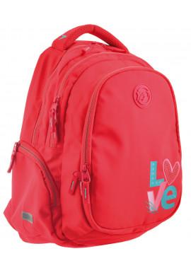 Фото Подростковый рюкзак YES Т-22 Step One Love 556483