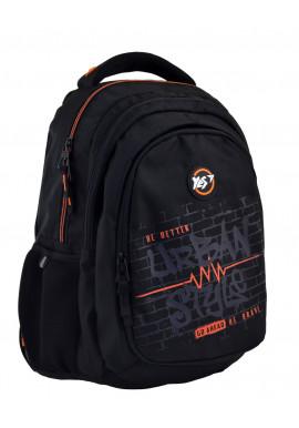 Фото Подростковый рюкзак школьный YES T-22 Step One Pulse 556980