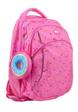 Фото Подростковый рюкзак школьный YES Т-45 Cake 556703