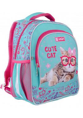 Фото Школьный ранец SMART SM-03 Cute Cat 558185