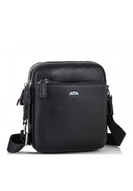 Фото Мужская кожаная сумка на плечо Tiding Bag SM8-138-1A