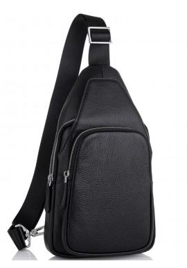 Фото Рюкзак через плечо кожаный Tiding Bag SM-681A