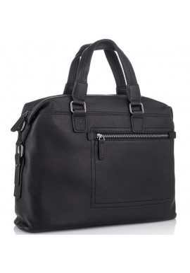 Фото Мужская кожаная сумка Tiding Bag SM8-002A