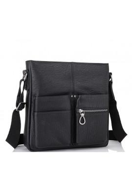 Фото Мужская кожаная сумка на плечо Tiding Bag SM8-008A