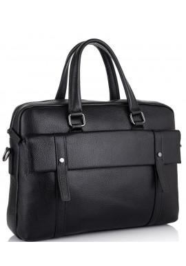 Фото Мужская кожаная сумка Tiding Bag SM8-9824-1A