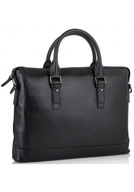 Фото Мужская кожаная сумка Tiding Bag SM8-9606-3A