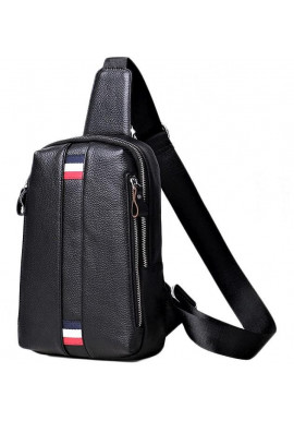 Фото Кожаный рюкзак на плечо Tiding Bag A25F-6616A