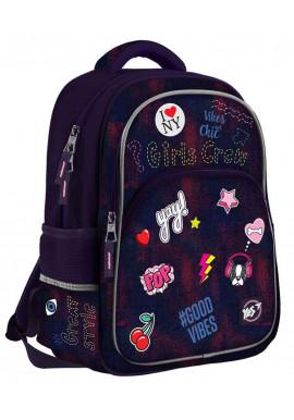 Фото Рюкзак для девочки в школу YES S-40 Girls Grew 558259