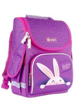 Фото Каркасный школьный рюкзак SMART PG-11 Hello 558058