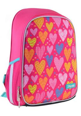 Фото Школьный рюкзак 1 Вересня H-27 Sweet heart 557709