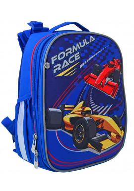 Фото Каркасный портфель для школы YES H-25 Formula Race 556185