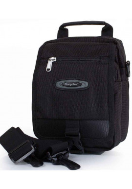 Фото Мужская сумка на плечо ONEPOLAR W5077-black-1